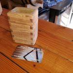 laser blank ash pencil or glasses box